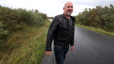Kenneth Pedersen er mottaks leder på asylmottaket i Sandnessjøen, Alstahaug mottak.