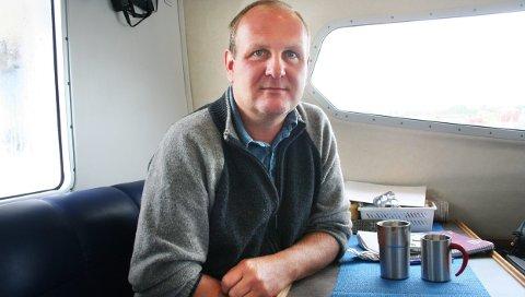 STATUS QUO: Styremedlem i Nordland Fylkes Fiskarlag, Asle Åkerøy bekrefter at fiskarlaget står fast på sitt. Arkivfoto: Toril Risholm