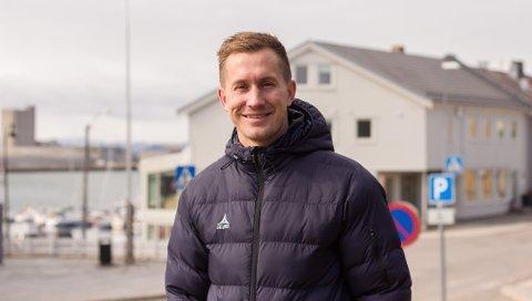 MØTER MOTSTAND: Morten Gamst Pedersen får motstand fra MDG, etter at det ble kjent at han ønsker å etablere oppdrettsanlegg i Vadsø.