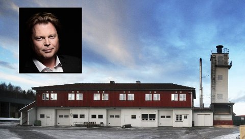 Jørn Lier Horsts bøker er populære i Hof fengsel.