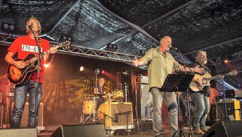 KONSERT: Norsk Menn i Hus og Hytte holder konsert i Christians kjeller lørdag kveld.