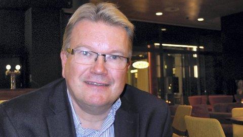 Bekreftet smitte: Per Gunnar Strømberg Rasmussen har besluttet å stenge driftet etter at en ansatt har testet positivt på koronaviruset.