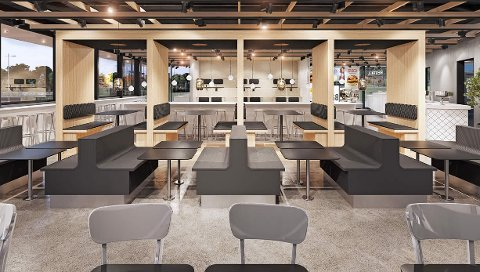 Det gjenstår å se hvor og når, men burgerkjeden planlegger åpning av restaurant i Lillehammer.