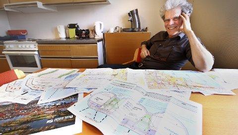 Arkitektfaget: Arkitektstanden sitter med et alt for stort spillerom til å forvalte all arealutvikling her i landet, mener sivilarktitekt Jonathan Parker.