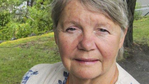 Gretha Kant. Bystyremedlem Høyre, Moss.