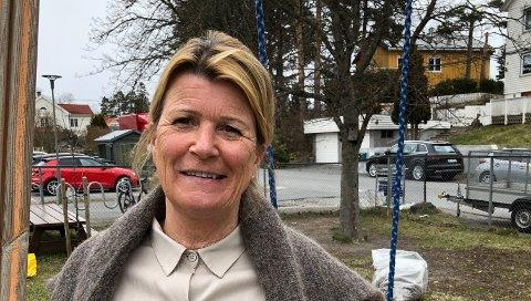 LEDER Trine-Lise Lysholm i Rosenhagen barnehage forbereder blant annet hygienetiltak i påvente av de nasjonale retningslinjene for smittevern.