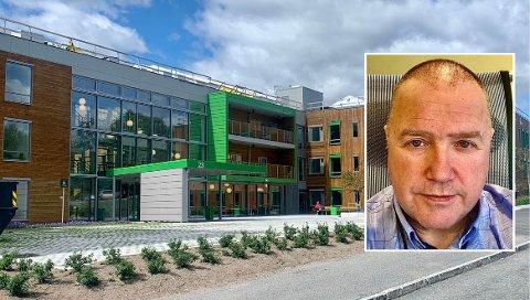 HODEJEGER: Direktør Johnny Jakobsen i Sykehjemsetaten leder jobben med å finne ny institusjonssjef på Solfjellshøgda.