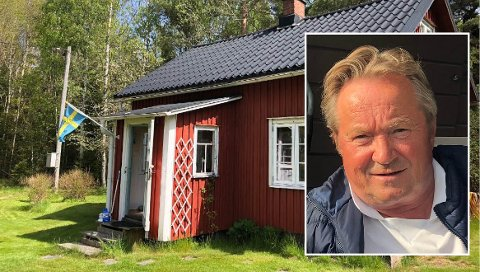 Einar Rudaa fra Lambertseter er en av hytteeierne som har gått til sak mot staten.