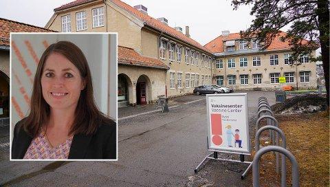 Bydel Nordstrand er blant bydelene med lavest smittetrykk i Oslo, forteller assisterende bydelsoverlege Guri Sandal Thu.