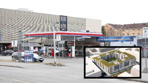 Denne stasjonen kan se radikalt annerledes ut om noen år.