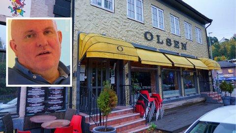 Morten Hojem har fått innvilget serverings- og skjenkebevilling til Olsen på Bryn AS.
