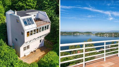 NRK trekker frem lokasjonen og identiteten til boligen på Ljan som viktige faktorer for kjøpet av eiendommen.