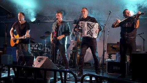 FESTSTART: Karene i Staut åpner årets UKA med konsert på Huset i Gjøvik torsdag kveld.
