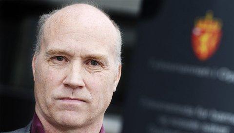 LITE NYTT: Asbjørn Lund, fylkesberedskapssjef, sier han forholder seg til informasjon fra Helsedirektoratet om Corona-viruset.