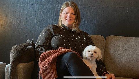 GRÜNDER: Lise Nauf brenner for hobbyen sin, nå starter hun firma, og håper det bidrar til å skape mer interesse hos andre. (Privat)