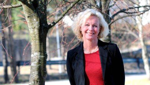 Anita Hjorteseth i kommunens avdeling for oppvekst har fått informasjonen om ungdom i Porsgrunn.