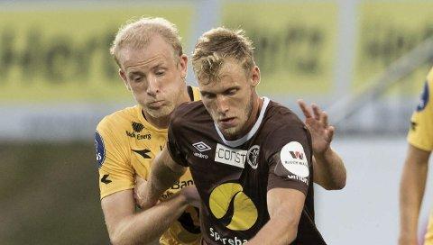 Ansvar: Lindseth etterlyser et større ansvar blant de unge spillerne til Urædd. Foto: NTB/Scanpix