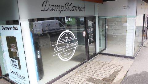 Konkurs: Nok en butikk i Schankebygget forsvinner nå som Dampmannen er blitt slått konkurs. For ikke lenge siden pakket Kranken Sykkel & Ski sammen etter fire års drift i nabolokalet.