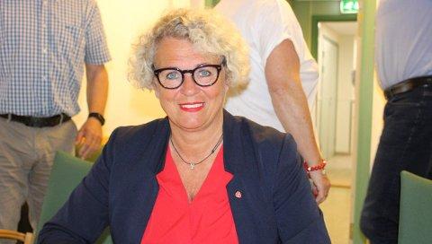 Hege Braathen (Ap) fortsetter som leder av helse- og  omsorgsutvalget.