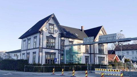 Skattesjokk: Beboerne i Jønholtsvingen 12 er de som har fått størst prosentvis påslag på eiendomsskatten i Porsgrunn kommune. Skatten er firedoblet over natta.
