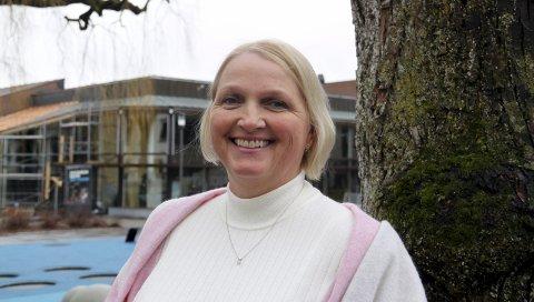 VIRKSOMHETSLEDER: Hanne Marie Karlberg, Brevik sykehjem.