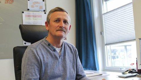 Eiendomssjef Ole Henrik Lia vil tilby Urædd andre lokaler.
