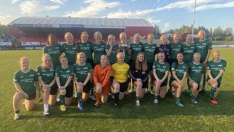 Hei J17 - eliteturneringa på Hamar.