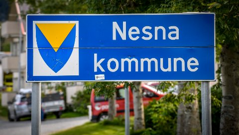 Nesna kommune skal skifte ut gamle armatur med led-teknologi.