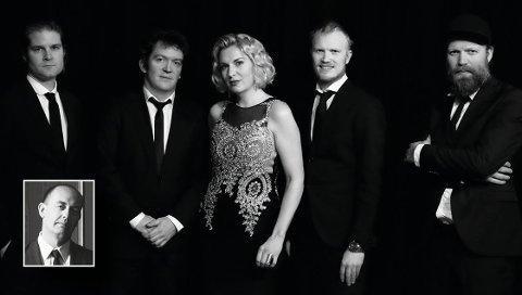 Tora Augestad og Music for a While byr på en unik konsert i Ullensaker Kulturhus.