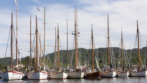 TILSKUDD: Hurum Trebåtfestival er ikke godt vant med tilskudd. I år kan det komme uventede penger fra kommunen.