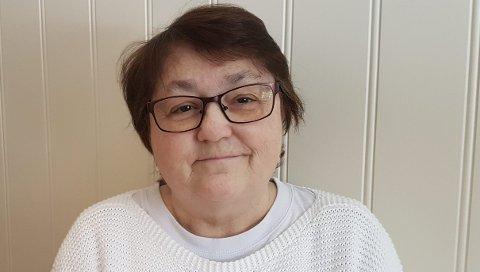 EGNE ERFARINGER: Tove Kristiansen fra Spikkestad har valgt å være en veileder for dem som sliter med pollenallergi, og gir råd og tips om hvordan hun takler hverdagen med pollenallergi.