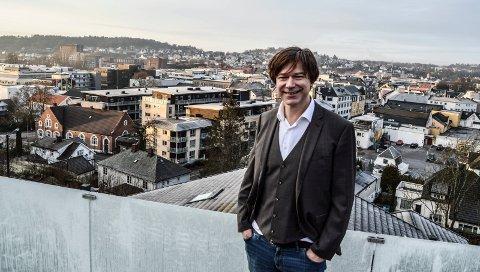 ØVERST: Ole T. Hoelseth topper Liberalistenes liste.