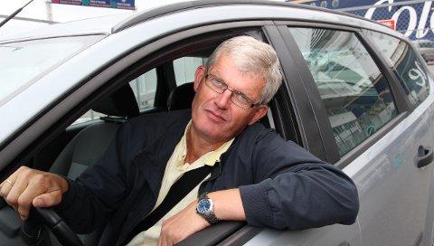 Jens Gravdal er utenlandssjef i If Forsikring.
