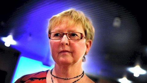 Listetopp: Inger Marit Sverresen (68) understreker at abortspørsmålet, støtte til Israel og styrking av forsvaret er kjernesaker for Partiet De Kristine.  ARKIVFOTO