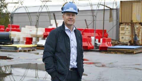 I GANG IGJEN: Nils Johan Tufte har stiftet og er foreløpig eneste eier i ØPD AS. Men det er nok bare for en stund.