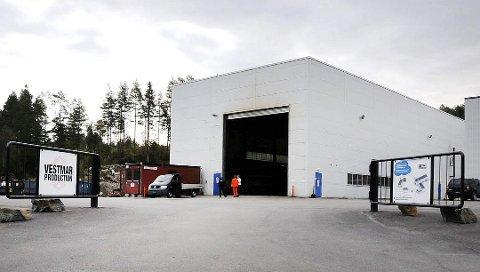 NYTT TAPSÅR: Vestmar Production AS i Sannidal fikk et underskudd på seks millioner kroner i fjor.