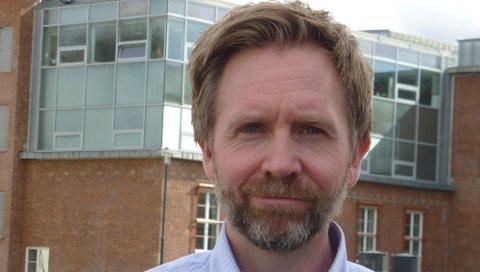Chris Carlsen blir redaktør i NRK.