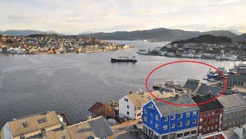 I sommer blir det Ta sjansen på havna i Kristiansund.