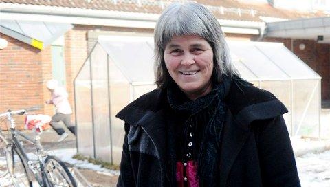 GÅR AV: På grunn av generell motivasjon og at hun skal bli mormor igjen til høsten, velger rektor ved Husvik skole, Bobbie Abell, å gå av med pensjon til høsten.