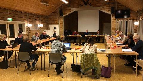 De ferskeste testresultatene ble lagt frem under kommunestyremøtet tirsdag kveld.