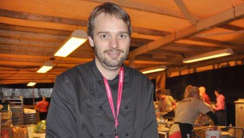 Ny styreleder: Espen Blåfjelldal er valgt til ny styreleder i næringsorganisasjonen Hanen.