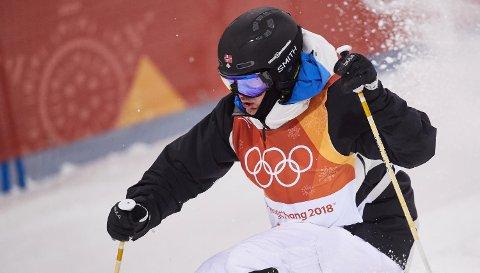 Vinjar Slåtten kom seg gjennom den andre kvalifiseringen, og er klar for finalen i kulekjøring i OL. Finalen går mandag ettermiddag.