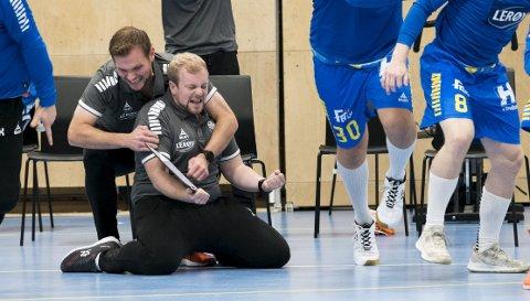 Fyllingen-trener Fredrik Ruud vant i Vestfold.
