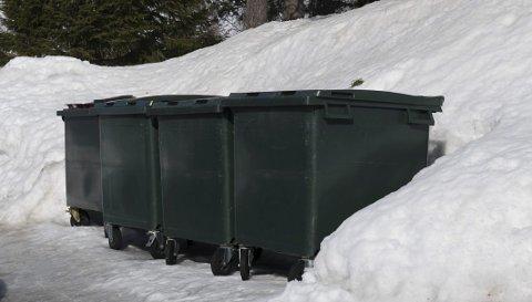 Slik: Vil RfD ha avfallsbeholderne dine for at de skal bli tømt.