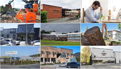 LØNN: I Øvre Eiker tjener eikværinger i gjennomsnitt 43.210 kroner i måneden, mens de som jobber i Drammen tjener i gjennomsnitt46.790 kroner.