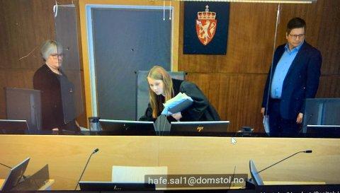 Hammerfest tingrett forventer dom i saken innenfor lovens frist på fire uker.