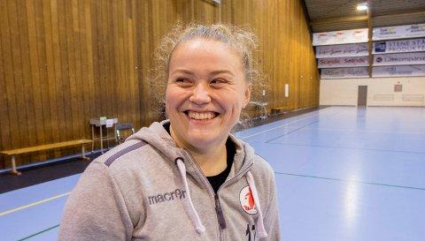 TOPPSCORER: Maja Muri scoret ni mål i onsdagens cupkamp.