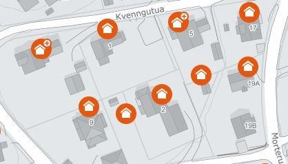 Flere eiendommer har skiftet eier i Lillehammer i april.