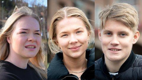 Koronaen får flere til å tvile på studenttilværelsen. Les om planene til Emma, Fride og Magnus.