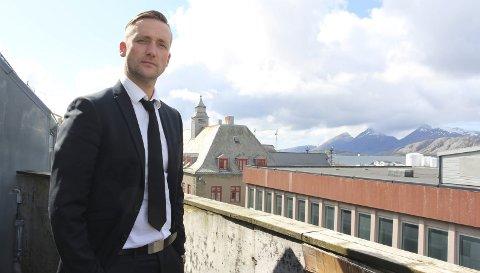 LITE KUNNSKAP: Advokat Arne Johansen tror mange vet lite om de rettlslige konsekvensene av å true andre. Foto: Jarl G. Sandholm